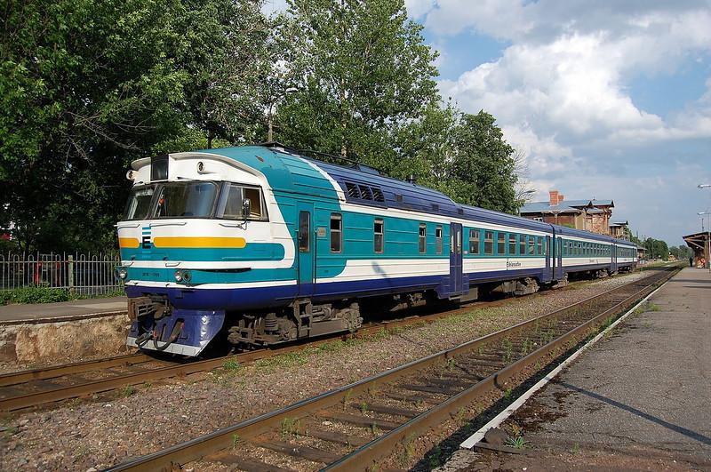 A DR1B at Tartu.