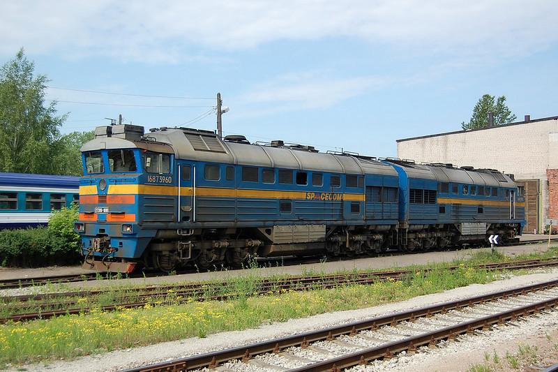 2TE11 61696 at Tartu.
