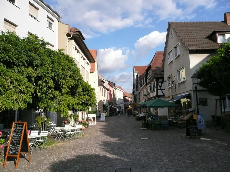 Ettliginer, Karlsbad, Germany,