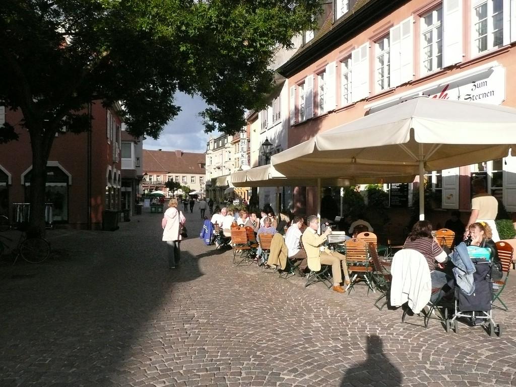 Ettliginer, Karlsbad, Germany,