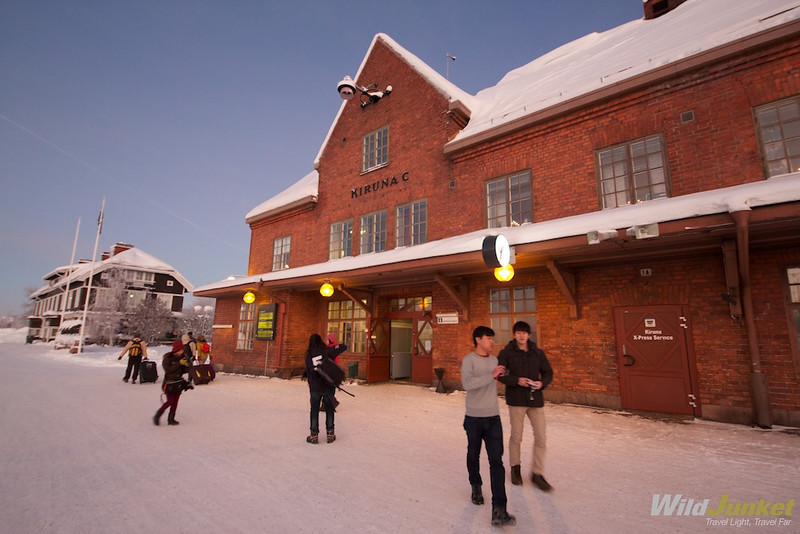Arctic Circle Train: Traveling Lapland By Train – Wild