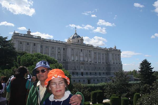 Europe 2009- Madrid, Spain