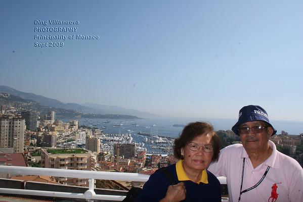 Europe 2009- Monaco