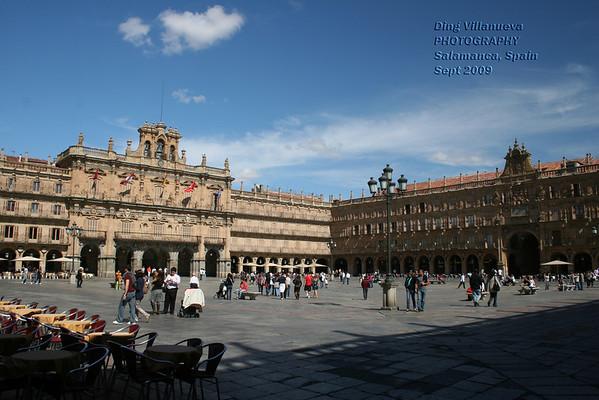 Europe 2009- Salamanca, Spain
