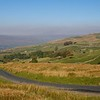 as we head east for the Yorkshire Dales...