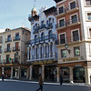 Teruel is a town with lots of color...