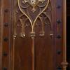 decorated doors...