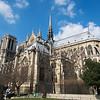 Notre Dame, begun in 1172...