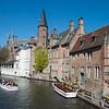 Brugge, or Bruges for French speakers...