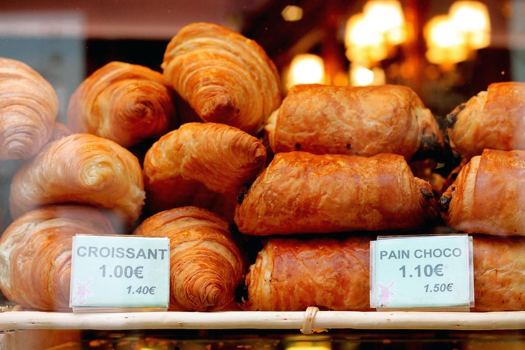 croissant gluten free paris