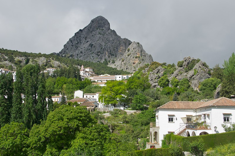 Grazalema is a lovely town just west of Ronda