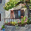 Istrian hill towns bask in the sunshine,
