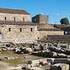 Roman ruins...