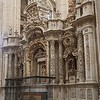 Salamanca is famous for its stone carving, done in the abundant local sandstone...
