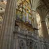 the beautifully done main organ itself...