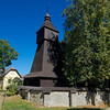 Nearby, at Hervartov, stands a fine wooden church dating from the 1500s,