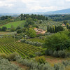 All with a view over the Tuscan countryside.