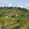The wonderful Tuscan countryside, where we found...