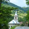 Typical roadside scene in western Transylvania...