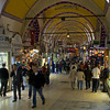on our way to the Grand Bazaar where the pace was busy,