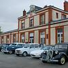 In Loudéac we ran into this local car club...