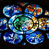 The Chagall windows were done in the 1970s and are really spectacular.