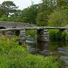In Dartmoor National Park we discovered clapper bridges and a lot moor (heh-heh)...
