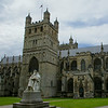 as well as being home to one of England's great cathedrals.