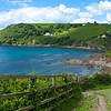 Just west a bit and we are truly on the Cornish coast...
