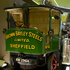 and some nice old delivery vehicles along with trains, model ships, motorcycles and street cars.  A very nice museum.