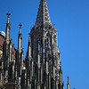 Begun in 1377, this gothic masterpiece is quite special,
