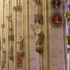 German cathedrals are renowned for the quality of their carvings, both stone...