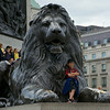 The equally famous cast lions at the base of the monument are an absolute magnet for kids and families,