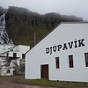 We arrived in DjúpavÍk in the far north...