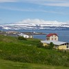 We came to the pretty town of Sudavik,