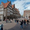 Bremen has a delightful Altstadt;