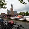 It was a lovely day in Alkmaar and lots of folks were enjoying the scene,