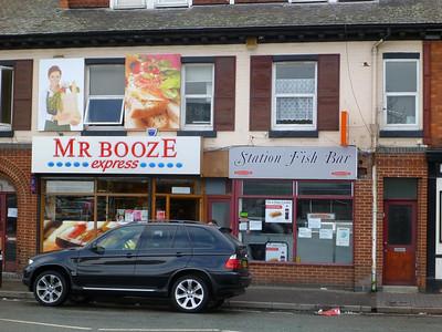 Mr. Booze express