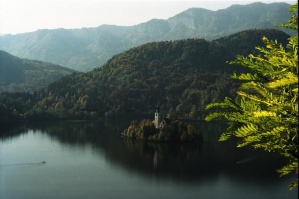 Bled Island Church - Lake Bled, Slovenia