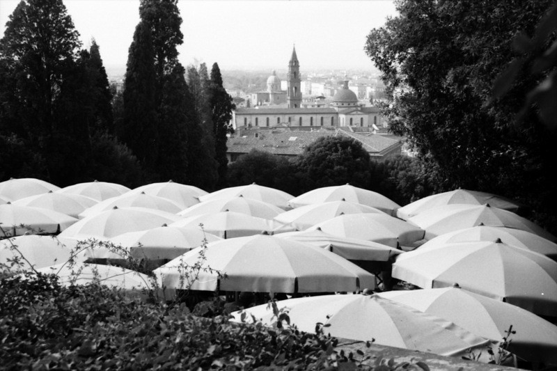 View of Florence from Palazzo Pitti - Florence, Italy