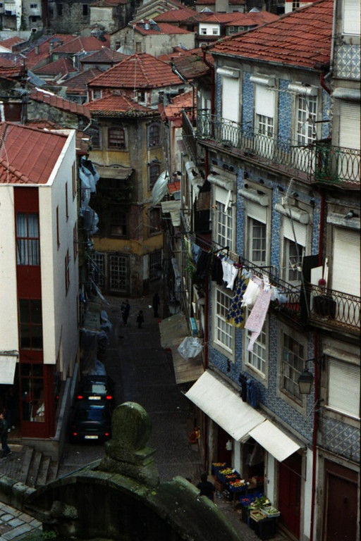 Tile Houses - Porto, Portugal