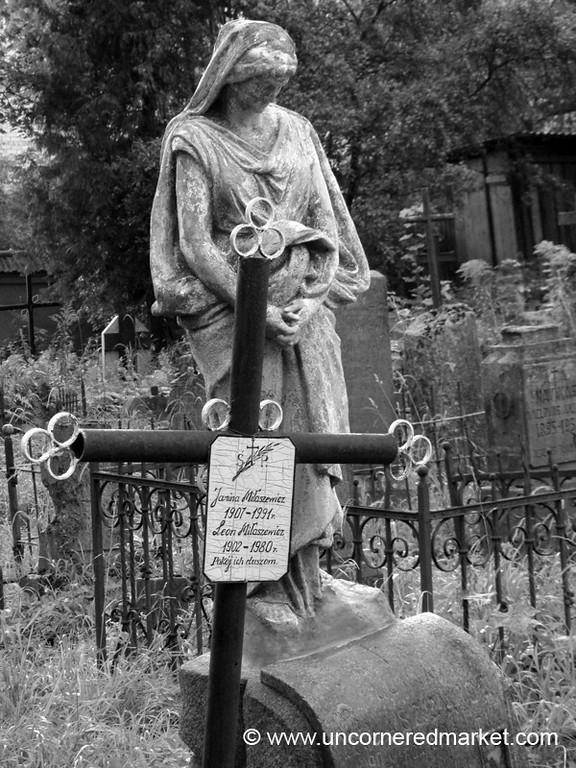 Bernardine Cemetery - Vilnius, Lithuania