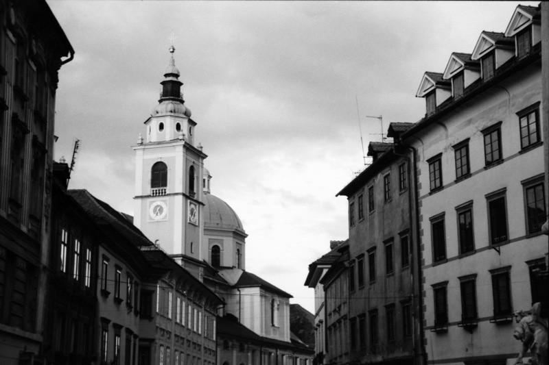 A Little Switzerland in the Balkans - Ljubljana, Slovenia