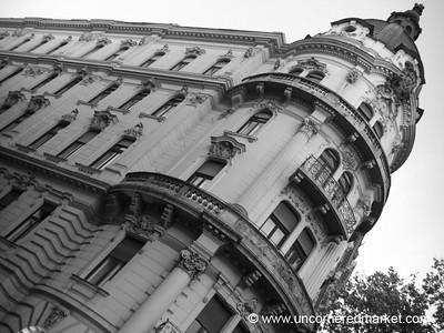 Art Nouveau Architecture - Budapest, Hungary