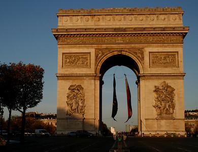 Paris & Eiffel Tower, France