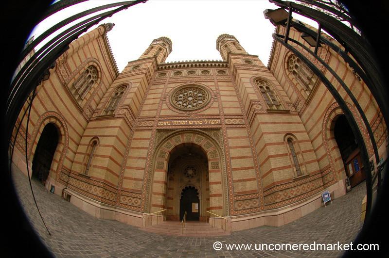 Great Synagogue (Dohany Street Synagogue) - Budapest, Hungary