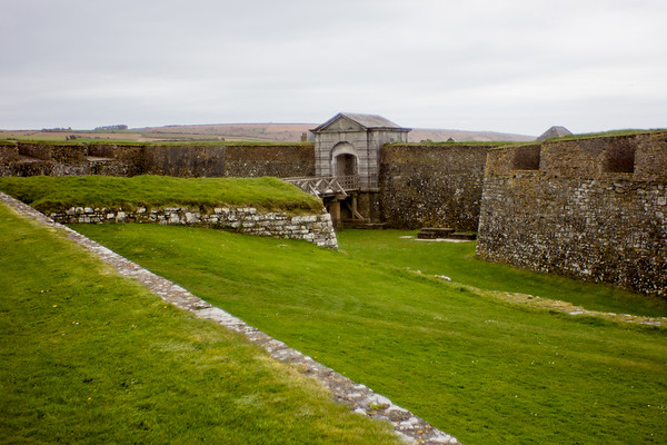 Charles Fort Photograph 6