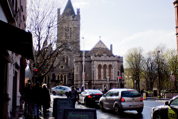 Christ Church Cathedral Photograph 1