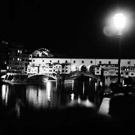 Night Walk in Florence Photograph 7