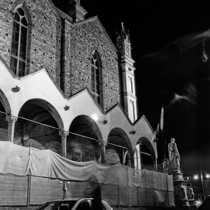 Night Walk in Florence Photograph 10